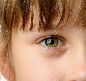 Children-eye-closeup